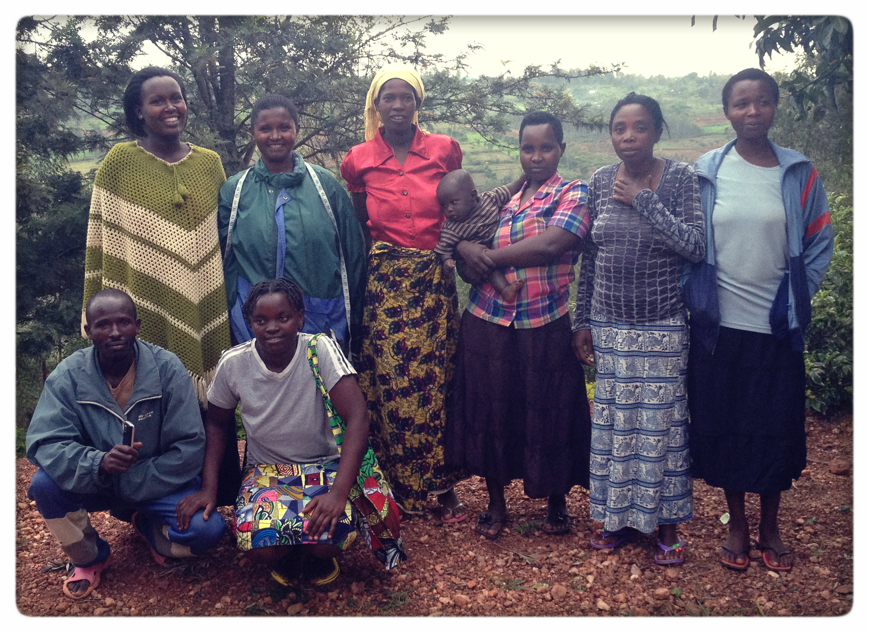Ibyishimo Group Photo